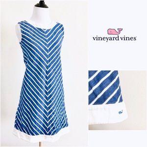 Vineyard Vines Striped Nautical Dress